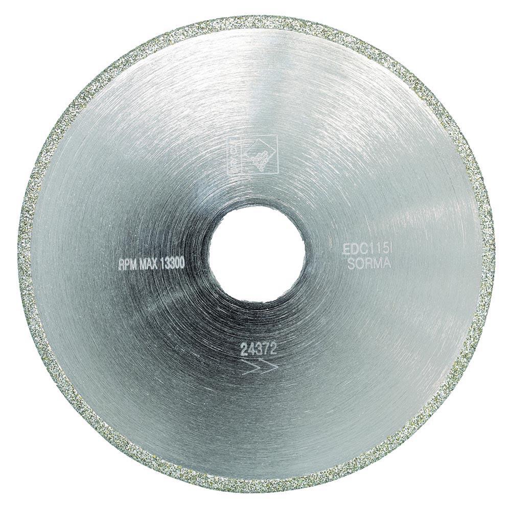 Алмазные отрезные диски со сплошной режущей кромкой