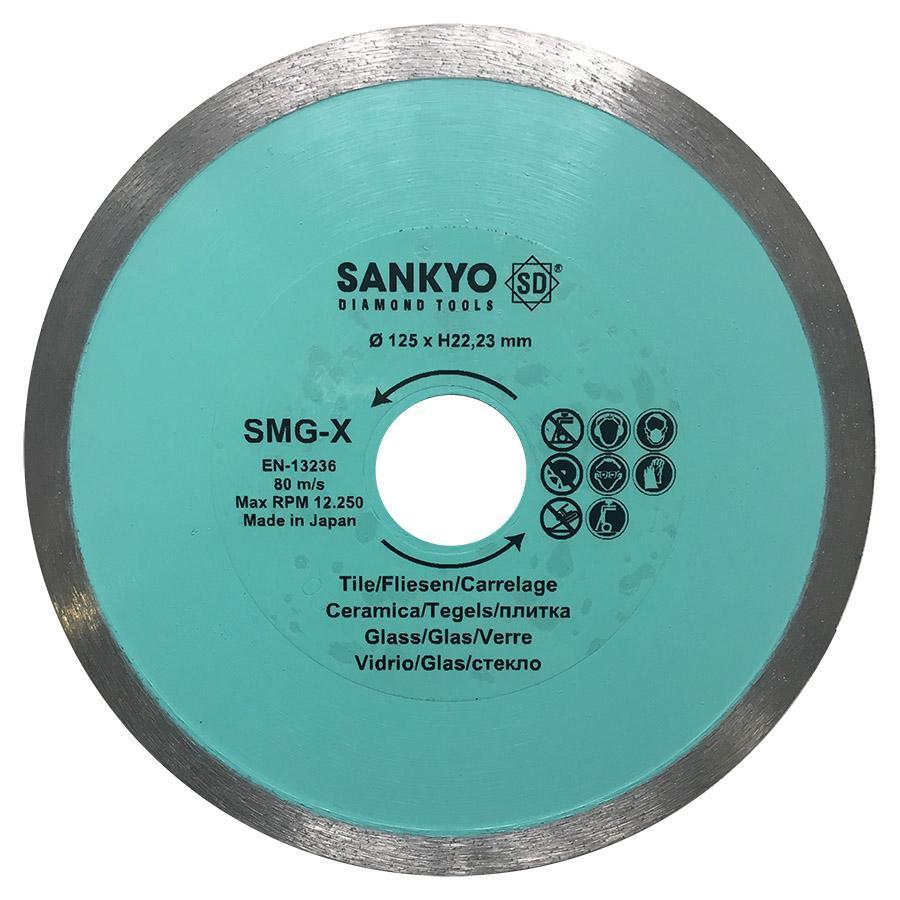 Алмазные отрезные диски по стеклу