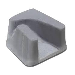 Абразивный шлифовальный сегмент FRANKFURT для мрамора VELOX 3M (№220), ABRESSA