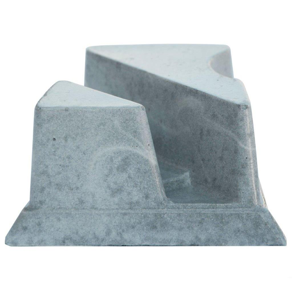 Абразивный шлифовальный сегмент FRANKFURT VERONA №400 POLARIS для гранита, магнезит