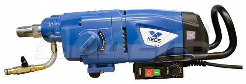 Двигатель алмазного бурения KEOS KS-350-3E