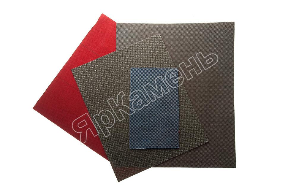 Алмазная наждачная бумага ZL №6 (полимер) Р-р: 90х75 мм. #1800