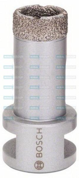 Алмазные свёрла Bosch Dry Speed Best for Ceramic для сухого сверления 22