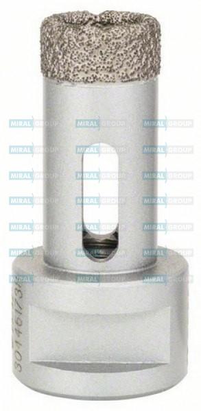 Алмазные свёрла Bosch Dry Speed Best for Ceramic для сухого сверления 20