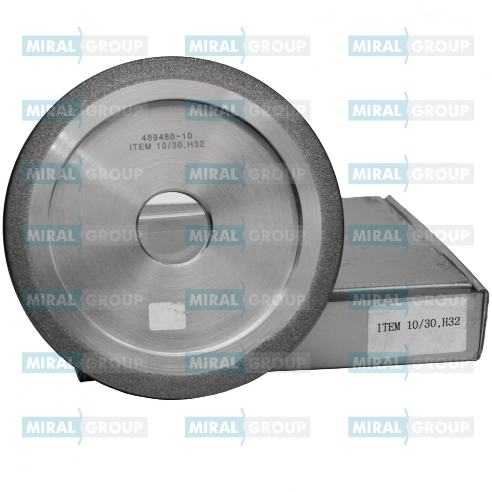 Боразоновый диск для заточки ленточных пил