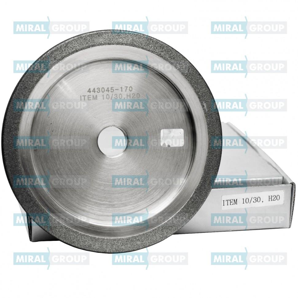 Эльборовый диск для заточки ленточных пил