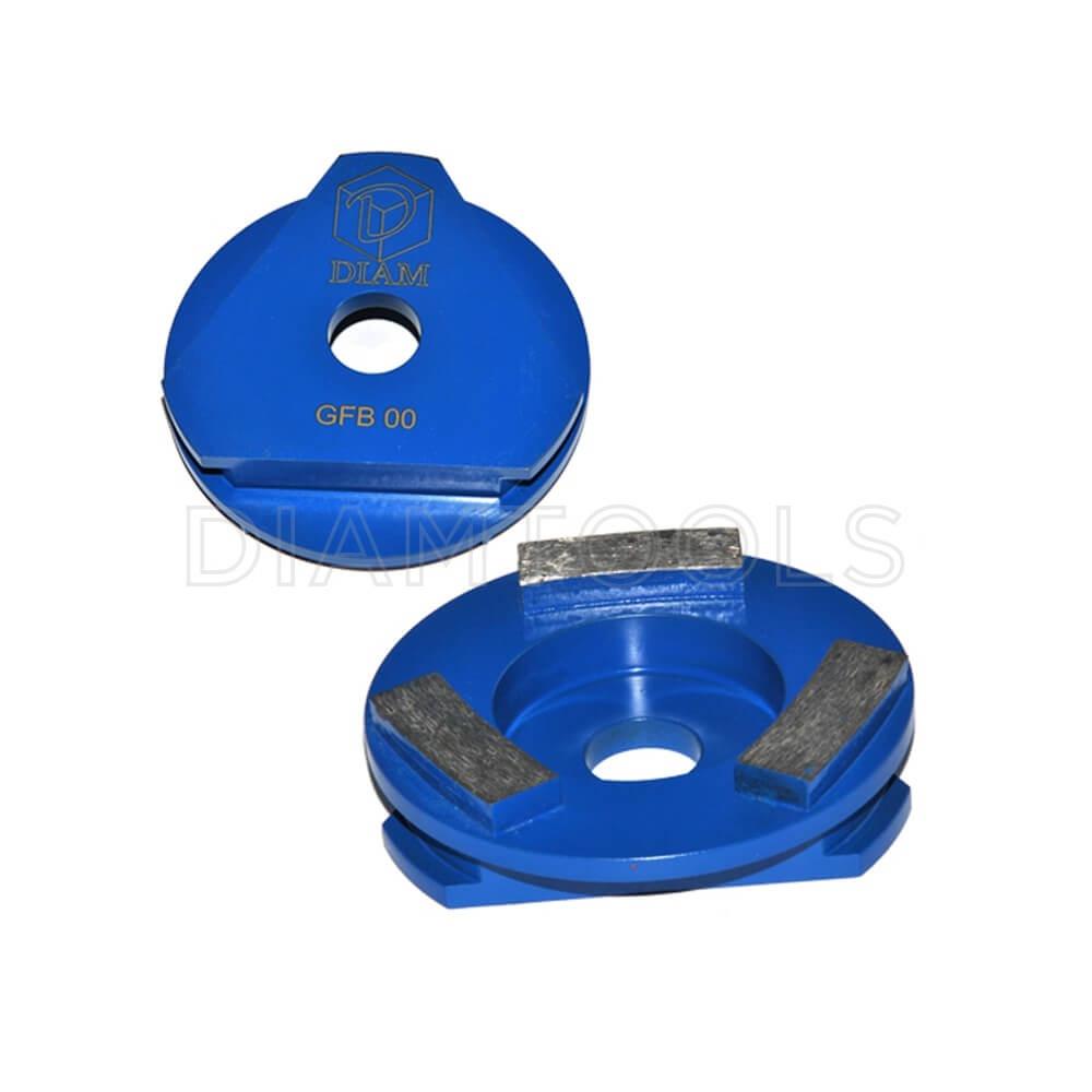 Фреза алмазная (ФАТ СМ Профи) 95x6,5x3 №0 (шлифовка) бетон 110521