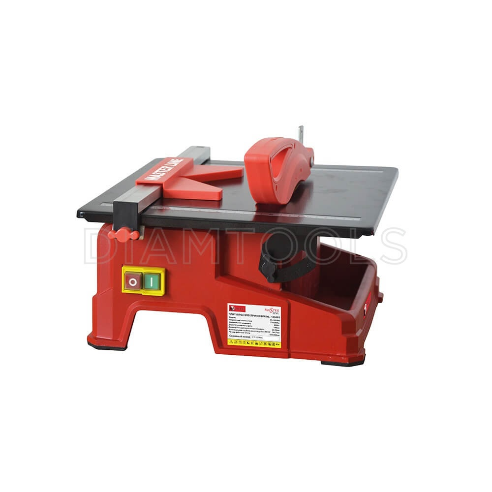 Плиткорез электрический DIAM ML 180/500 600083 (Скорость, об/мин )