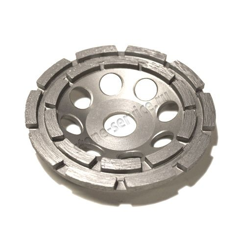АШК 2-рядный д.125 мм (22,2) бетон