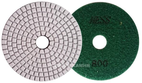 Алмазный гибкий шлифовальный круг EXIN 100x3,5 wet №800 (Китай)