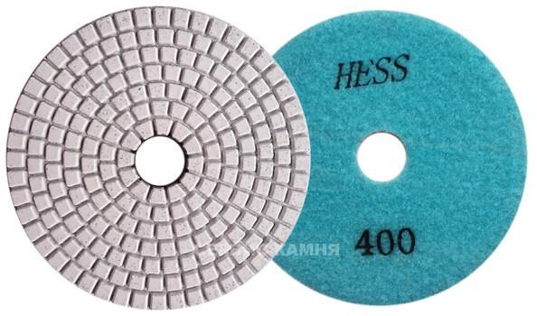 Алмазный гибкий шлифовальный круг EXIN 100x3,5 wet №400 (Китай)