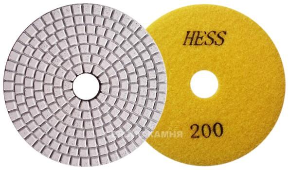 Алмазный гибкий шлифовальный круг EXIN 100x3,5 wet №200 (Китай)