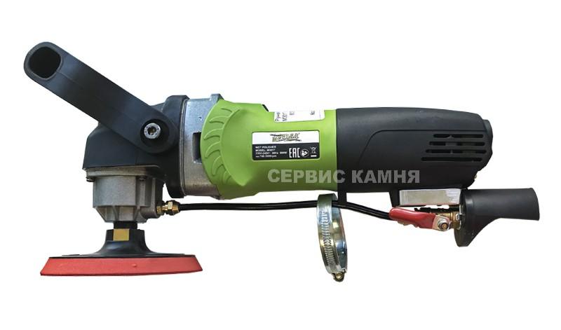 Угловая шлифовальная машина ручная (болгарка) MESSER M3017 (с подачей воды)
