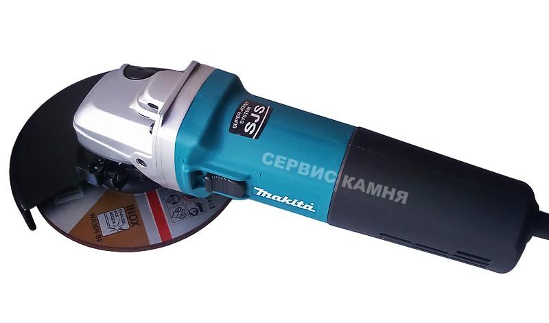 Угловая шлифовальная машина (болгарка) Makita 9566CV