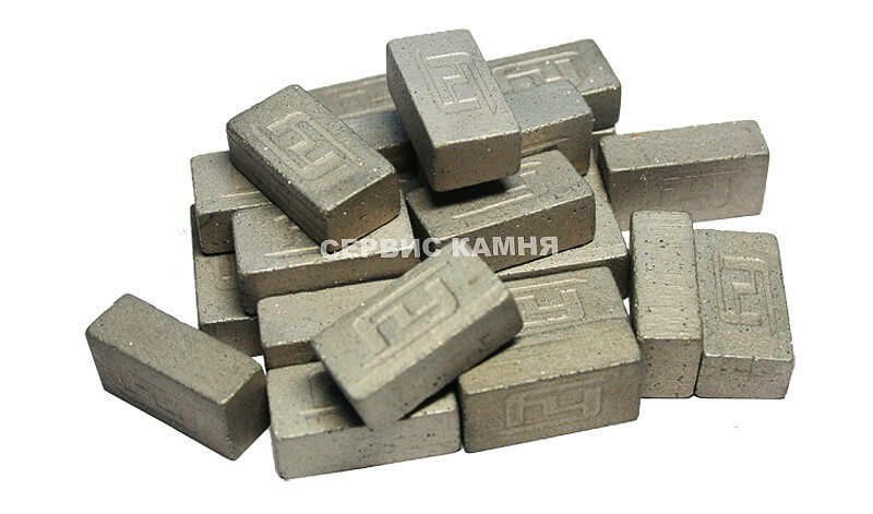 Сегмент 1200 24x7.4/6.8x15 G-A гранит