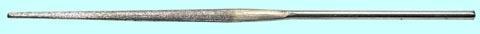 Надфиль Алмазный овальный L120 АС 6 80/63 44400