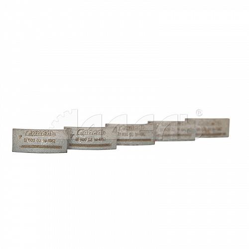 Алмазный сегмент для коронок MIX E ∅25-28