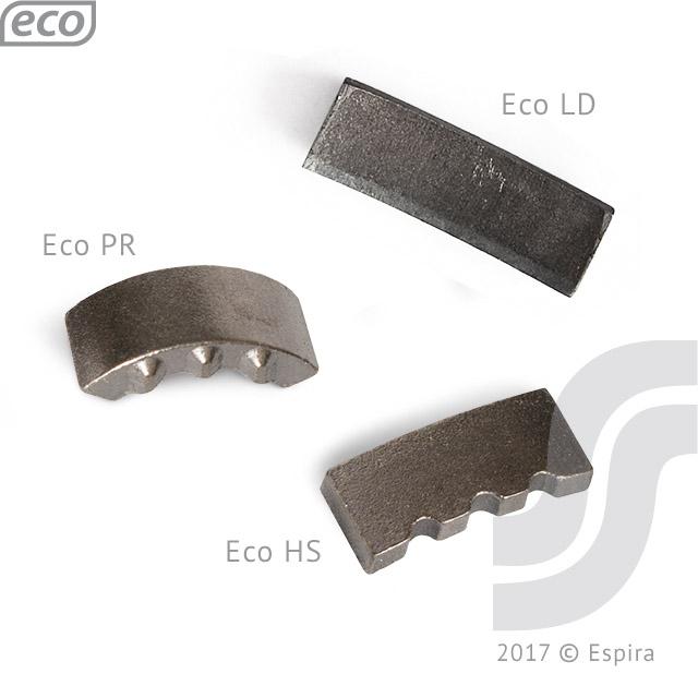 Алмазный сегмент Eco Ø25, h=10мм